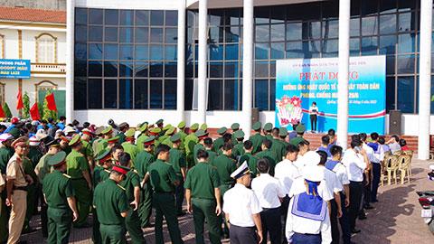 Lữ đoàn 147 Hải quân, hưởng ứng ngày Quốc tế và ngày toàn dân phòng, chống ma túy