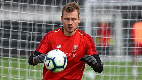 Mignolet đồng ý ở lại Liverpool