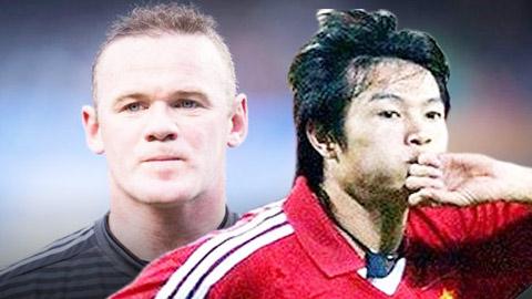 Từ Rooney đến Văn Quyến: Hoài niệm năm xưa