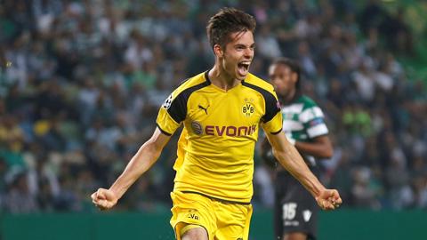 Thiếu tiền, Dortmund sẽ bán cả Weigl?