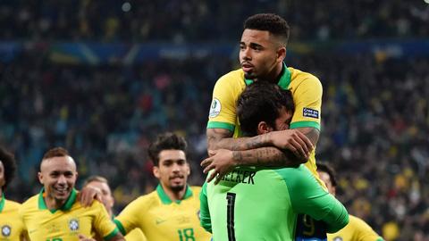 Brazil đá tảng