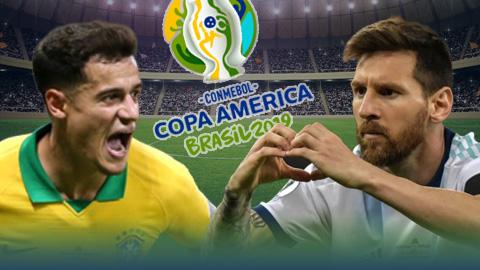 5 trận đấu đáng chú ý giữa Brazil và Argentina