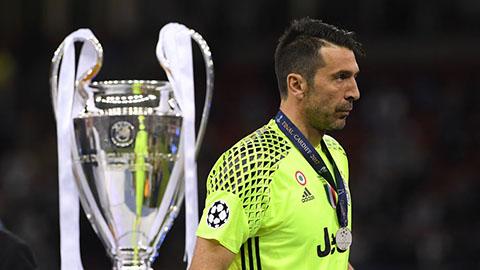 Juventus ký điều khoản 'lạ' với thủ môn Buffon