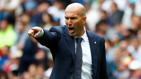 Zidane, tử thần của lứa 2017 tại Real Madrid