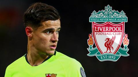 Khó mua Asensio, Liverpool đành quay lại 'người cũ' Coutinho