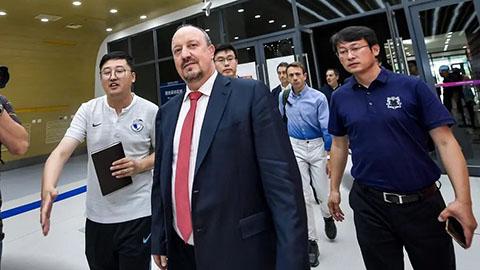 HLV Benitez nhận lời dẫn dắt Dalian Yifang