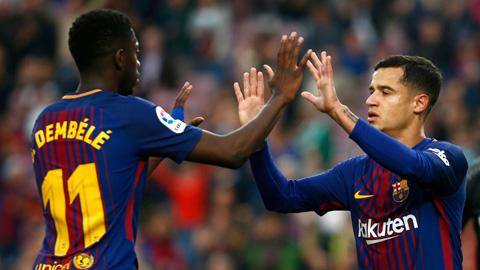 Chuyển động tại Barca: Coutinho đòi ra đi, Dembele xin ở lại