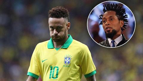 Ze Roberto: 'Neymar chẳng đá được đến quá 30 tuổi'