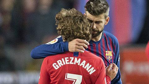 Barca muốn Griezmann ra mắt vào ngày 11/7