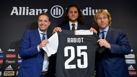 Juventus khiến M.U và Real khiếp đảm