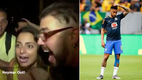 Fan Brazil đồng loạt nói không khi được hỏi có nhớ Neymar