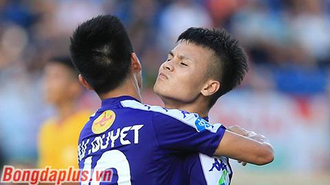 Hà Nội FC chưa dám nghĩ đến cú ăn ba