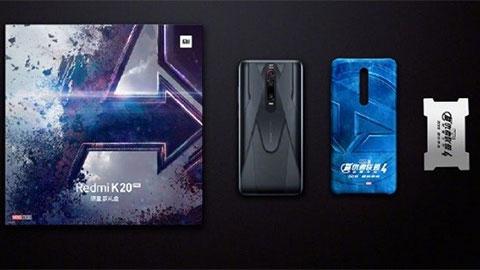 Xiaomi Redmi K20 Pro cấu hình khủng, giá rẻ có thêm bản Avengers Limited 'siêu chất'