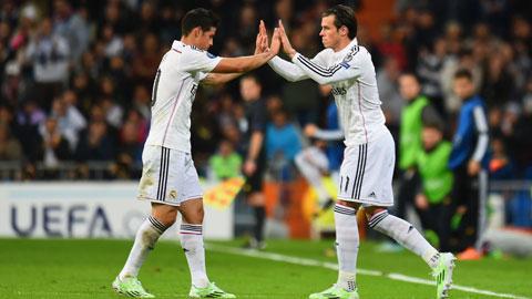'Sao xẹt' lũ lượt rời Real Madrid