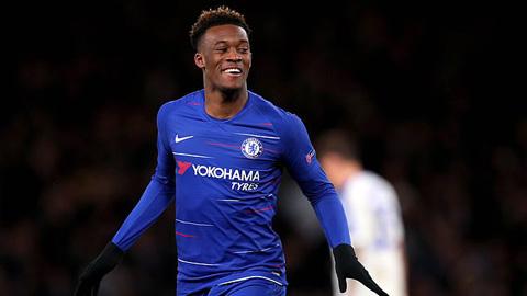 Hudson-Odoi sắp ký mới với Chelsea sau khi được Lampard 'bảo kê'