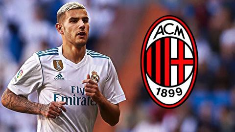 Chi 20 triệu euro, AC Milan chiêu mộ hậu vệ Real Madrid