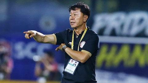 HLV Chung Hae Seong (TP HCM): 'Còn quá sớm để nói đến ngôi vô địch'