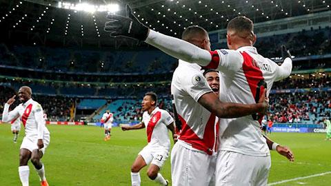 Chung kết Copa America: Peru rắp tâm phá mộng đẹp của HLV Tite