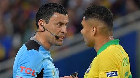Đáp trả Messi, VAR 2 lần được dùng ở chung kết Copa America