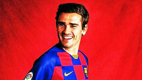 Griezmann sẽ ra mắt Barca vào thứ Năm tới?