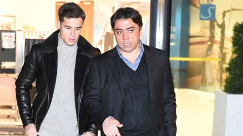 Barca mở cửa cho Coutinho