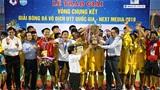 Đánh bại PVF ở loạt 11m, Thanh Hóa lần đầu tiên vô địch U17 Quốc gia