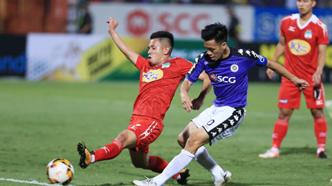 Hồng Duy có thể ra sân ở trận gặp Hà Nội FC