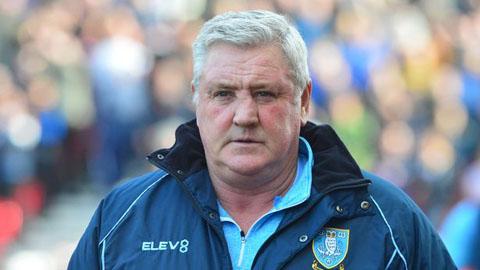Newcastle bổ nhiệm Steve Bruce trong hôm nay