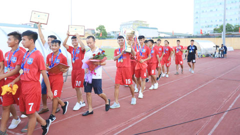 U17 Thanh Hóa được thưởng 200 triệu đồng