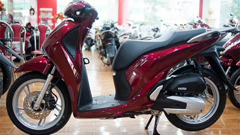 Honda SH Mode, SH 125, SH 150 2019 bất ngờ giảm giá mạnh trong tháng 7