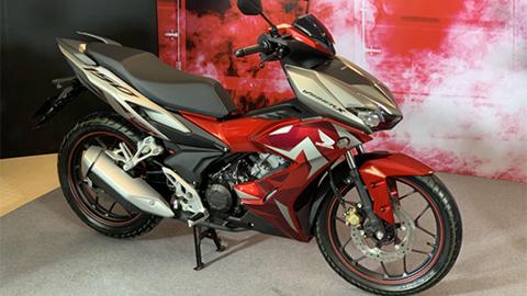 Honda Winner X 2019 kiểu dáng hầm hố ra mắt với giá 46 triệu, 'kẻ hủy diệt' Yamaha Exciter 150