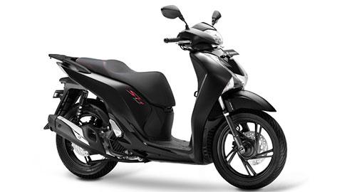 Honda SH 150 2019 có thêm màu đen sang trọng, giá hơn 68 triệu