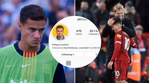 Động thái mới cho thấy Coutinho đã sẵn sàng rời Barca