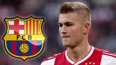 7 lý do khiến Barca bỏ ngang vụ De Ligt