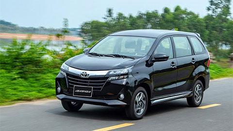 Toyota Avanza 2019 đã về đại lý, giá từ 544 triệu 'quyết đấu' Mitsubishi Xpander