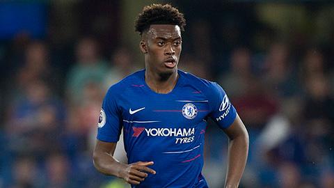 Hudson-Odoi đồng ý ở lại Chelsea thêm 5 năm