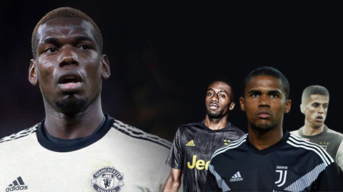 Juventus đề nghị dùng 3 ngôi sao để đổi lấy Pogba