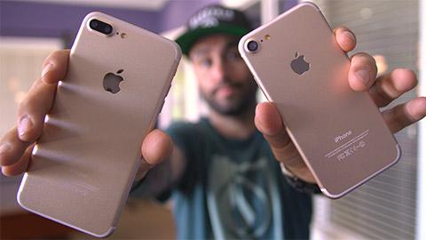 iPhone 7, iPhone 7 Plus giảm giá cực mạnh cuối tháng 7