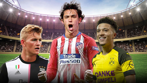 Đội hình tuổi teen đắt giá nhất thế giới: La Liga thống trị
