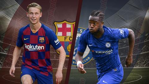 Soi kèo, dự đoán tỷ số bóng đá ngày 23/7: Đại chiến Barca vs Chelsea