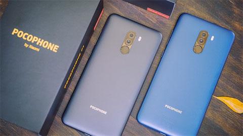 Xiaomi Pocophone F1 chạy Snapdragon 845, pin 4000mAh, giá rẻ dính lỗi cảm ứng