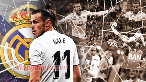 Gareth Bale & bi kịch của một cầu thủ với mác 'siêu anh hùng'