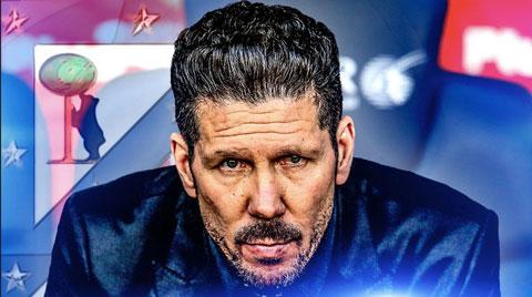 Atletico đè bẹp Real: Lời thách thức từ 'Chúa tể hắc ám'