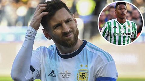 Mục tiêu của Barca xin lỗi vì từng sỉ nhục Messi thậm tệ