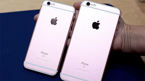 iPhone 6s, iPhone 6s Plus giảm giá xuống mức 'không thể thấp hơn'
