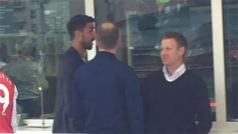 Dấu hiệu cho thấy Khedira sắp gia nhập Arsenal?