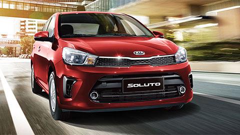 Kia Soluto 2019 giá từ 390 triệu, sắp về Việt Nam đối đầu Hyundai Accent, Toyota Vios?