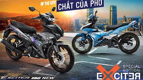 Yamaha Exciter 150 2019 có thêm màu mới 'siêu chất' giá rẻ bất ngờ