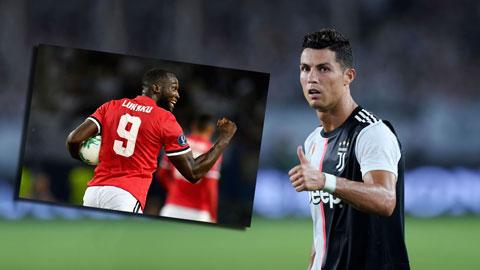Ronaldo ủng hộ Juventus mua Lukaku