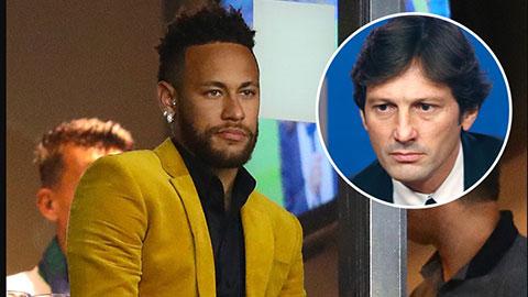 Leonardo & canh bạc cuối cùng với Neymar